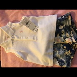 Size 3 month girl Ralph Lauren Polo lot 8 outfits